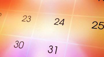 UK Pollen Calendar