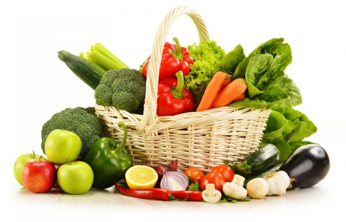 Fruit and Vegetable allergy